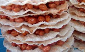 Kẹo cu đơ món ăn truyền thống của người Hà Tĩnh