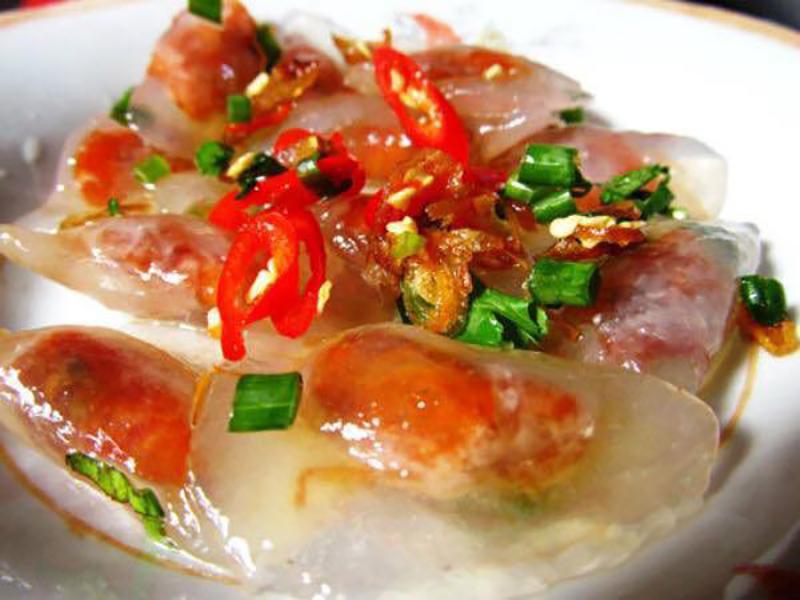 Món ăn ngon ở Hà Tĩnh - Bánh bèo
