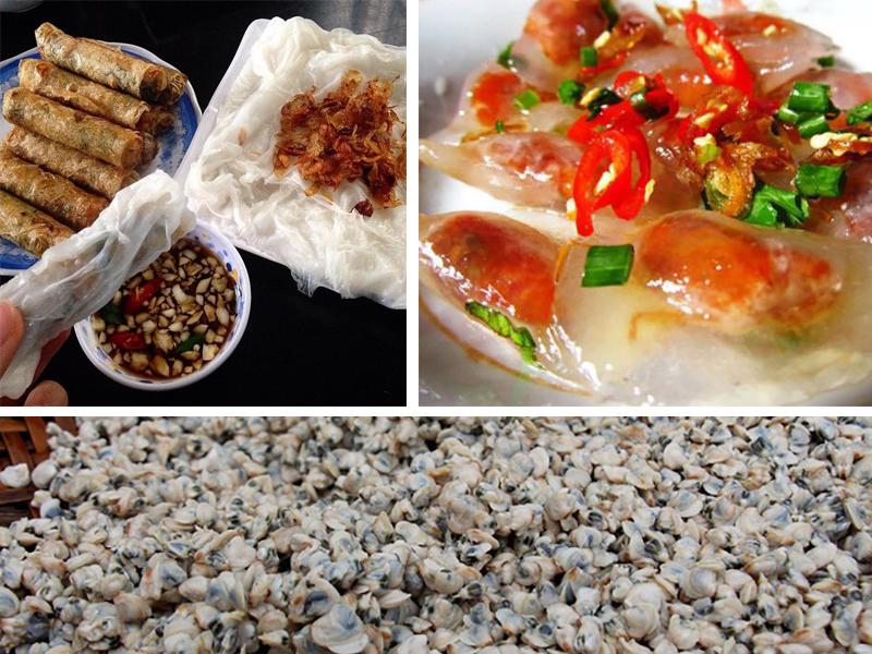 Món ăn ngon ở Hà Tĩnh