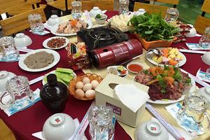 Nhà hàng nổi tiếng ở Hà Tĩnh Nhà hàng Hàm Nghi