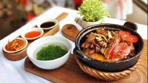 Quán ăn ngon ở Hà Tĩnh - Cơm niêu Thái Bình