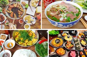 Quán ăn ngon ở Hà Tĩnh - Nhà hàng nổi tiếng ở Hà Tĩnh