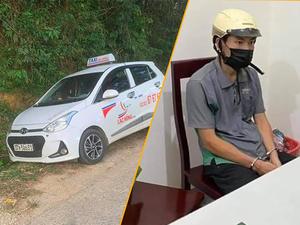 Bắt đối tượng sát hại tài xế taxi