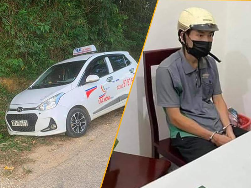 bắt đối tượng Cướp taxi ở Anh Sơn sau 18h gio gay an - Bắt đối tượng sát hại tài xế taxi