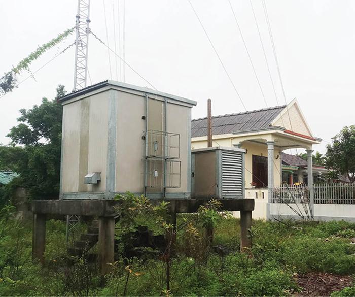 Công an Anh Sơn nhóm đạo chích liên huyện trộm trạm BTS sa lưới