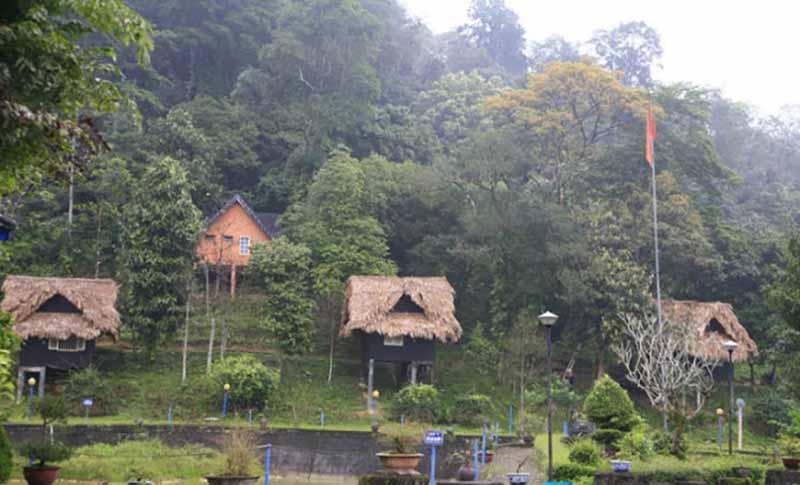 địa Điểm du lịch Hà TĨnh nổi tiếng khu du lịch sinh Thái Sơn Kim