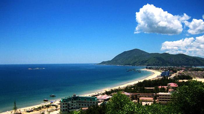 Du lịch biển Thiên Cầm Hà Tĩnh