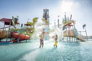 Khu du lịch Hà Tĩnh Vinpearl Cửa Sót khu vui chơi giải trí công viên nước