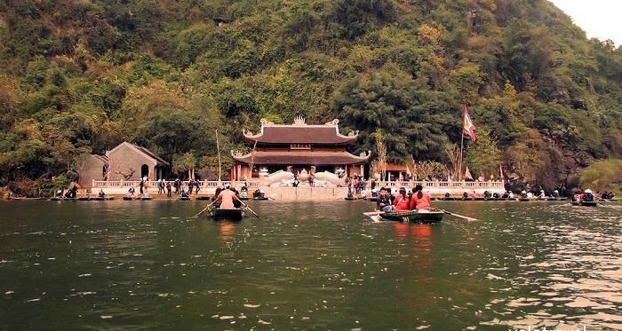 Kinh nghiệm đi chùa Hương Tích Hà Tĩnh