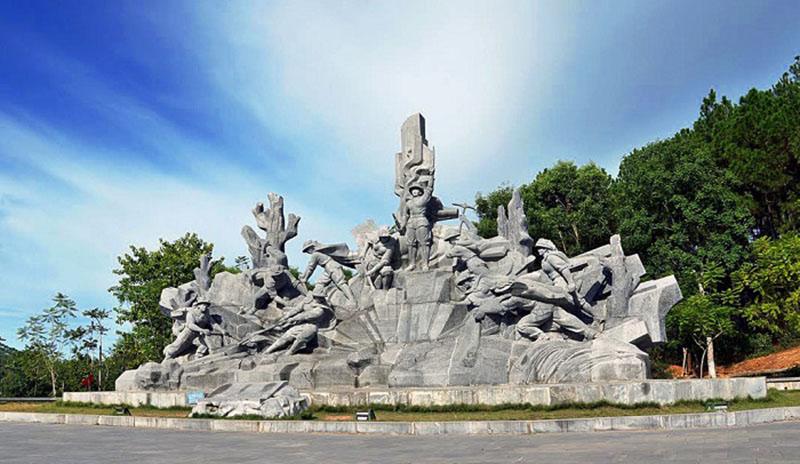 Ngã ba Đồng Lộc địa Điểm du lịch Hà TĨnh nổi tiếng