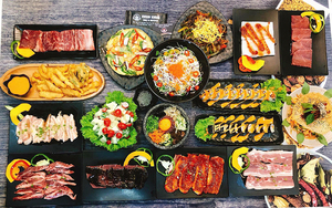 Nhà hàng nổi tiếng ở Hà Tĩnh Nhà hàng KKum KKum BQQ