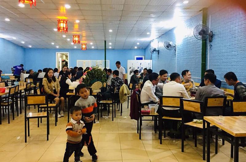 Nhà hàng nổi tiếng ở Hà Tĩnh Nhà hàng Thái Bình