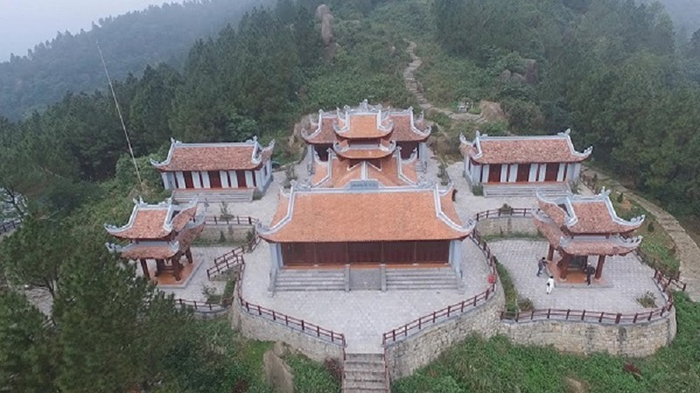 chùa Hương Hà Tĩnh