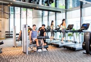 khu du lịch Hà Tĩnh Vinpearl Cửa Sót phòng tập thể dục