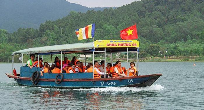 kinh nghiệm đi chùa Hương
