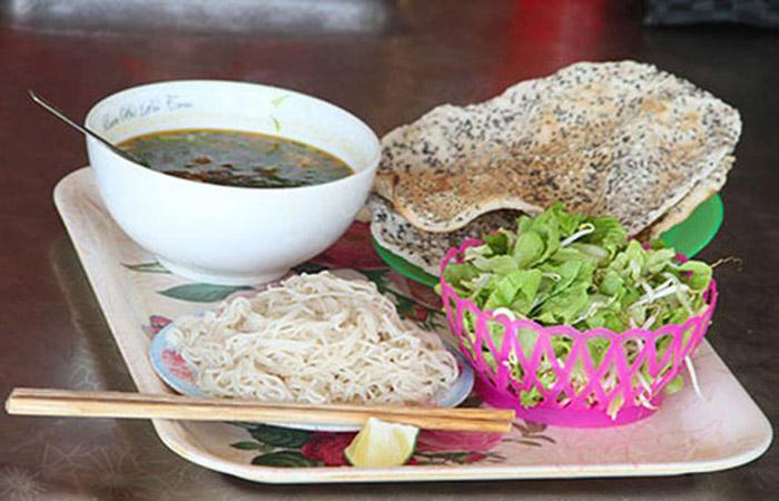 quán bún ngon Hà Tĩnh bún bò Đức Thọ